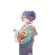 (New Year 2017 Scout) Runa Kagurazaka LE Transparent