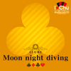 Moon night diving