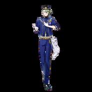 (3rd Anniversary Scout) Takamichi Sanzenin GR Fullbody