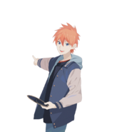 (Astronomical Observation Scout) Leon LE transparent