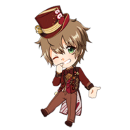 (Valentine's Day 2018 Scout) Futami Akabane SD Kiss