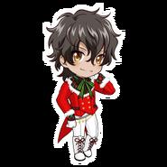 (X'mas 2017 Scout) Akira Mitsurugi SD Pose