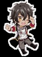 Akira Mitsurugi SD Jump