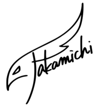Takamichi Sanzenin Signature