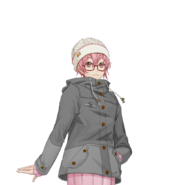 (Second Batch) Kyosuke Momoi SR transparent
