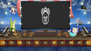 Background pirate stage