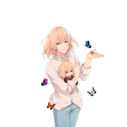 (1st Birthday Scout) Noah LE Transparent