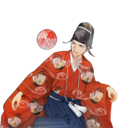 (New Year 2017 Scout) Tsubaki Rindo LE Transparent