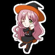 (Halloween 2018 Scout) Kokoro Hanabusa SD Jump