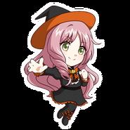 (Halloween 2018 Scout) Kokoro Hanabusa SD Walk