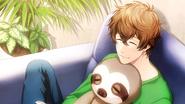 (NEET Futami no buraritabi) Futami Akabane LE affection story 1