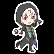 (Halloween 2018 Scout) Toya Honoki SD Jump
