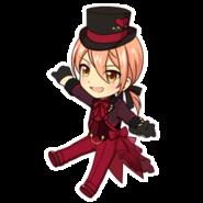 (Valentine's Day 2019 Scout) Issei Todoroki SD Jump