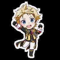(2nd Anniversary Scout) Seiya Aido SD Jump
