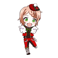 (X'mas 2018 Scout) Kanata Minato SD Kiss