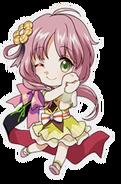 Kokoro Hanabusa SD Jump