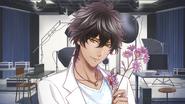 (Second Batch) Akira Mitsurugi UR 1
