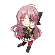 (2nd Anniversary Scout) Kokoro Hanabusa SD Jump