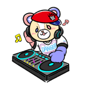 DJ Kumakocho LE Transparent