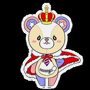 Kumakocho SD Pose