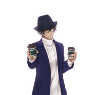 (Amusement Park Scout) Akira Mitsurugi SR Transparent