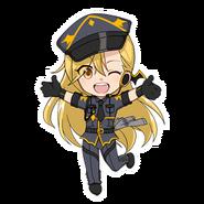 (Halloween 2017 Scout) Hikaru Orihara SD Jump