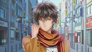 (Second Batch) Akira Mitsurugi SR 1