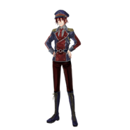 (AKUMA of the Opera) Torahiko Kusakabe Fullbody