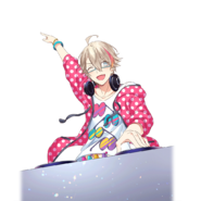 (Party People Scout) Satsuki Kururugi LE Transparent