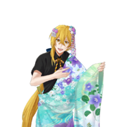 (Shinsengumi Scout) Hikaru Orihara LE Transparent