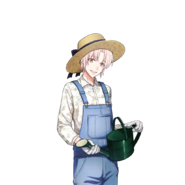 (Farming Scout) Toya Honoki SR Transparent