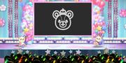 Hello Kitty Collaboration background