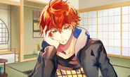 (Reading Week Scout) Tatsumi Madarao SR Affection Story 1
