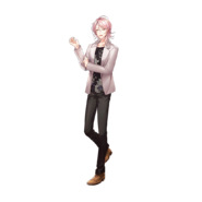 Yuri Hazama Fullbody