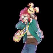(Amusement Park Scout) Kanata Minato SR Transparent