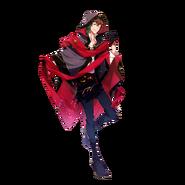 (Warlock Scout) Futami Akabane Fullbody