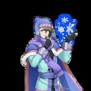 (Snowy Day Scout) Takamichi Sanzenin UR Transparent