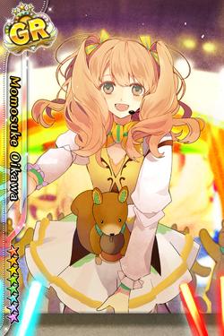 (Hitori de dekiru mon!) Momosuke Oikawa GR