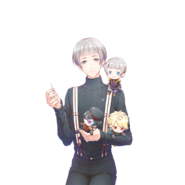(Second Batch) Baber R Transparent