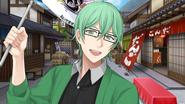 (Shinsengumi Scout) Shiki Amabe SR 1