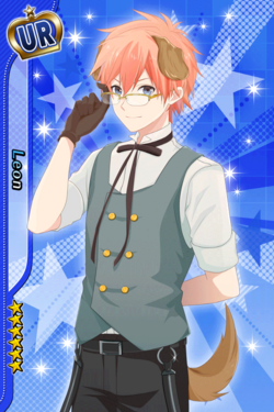 (Animal Teahouse Scout) Leon UR