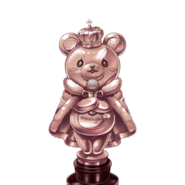 RR Coin Kuma Transparent