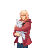 (Hiking Scout) Issei Todoroki SR Transparent