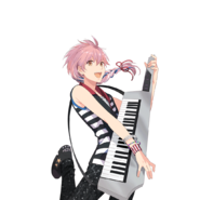 (Party People Scout) Li Chaoyang UR Transparent