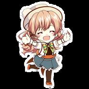 (Valentine's Day 2018 Scout) Momosuke Oikawa SD Jump