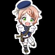 (3rd Anniversary Scout) Kanata Minato SD Kiss
