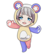 (Kumakocho Costume) Baber SD Jump