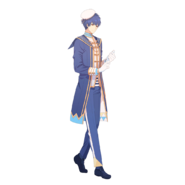(3rd Anniversary Scout) Lucas GR Fullbody