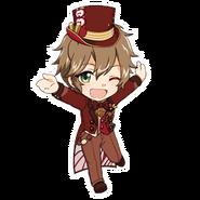(Valentine's Day 2018 Scout) Futami Akabane SD Jump