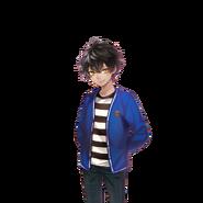 (3rd Anniversary Scout) Akira Mitsurugi LE Transparent